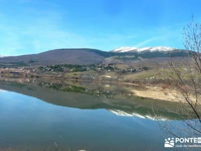 Camino Natural Valle del Lozoya; monasterio de veruela refugio elola ofertas viajes fin de semana al